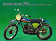 OSSA 250 Phantom Advert