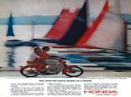 1964 Honda Cub Sales Brochure