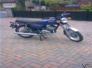 1983 Yamaha RS200