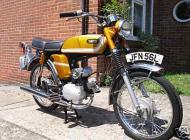 Yamaha FS1E SS