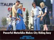 1982 Honda C90 Deluxe Advert
