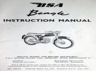 BSA Beagle Instruction Manual