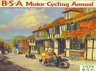 1934 BSA Motor Cycling Annual