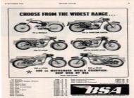 BSA Beagle Advert