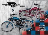 Whizzer Classic Bike Ad