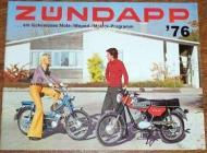 1976 Zundapp Advert