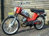 Zundapp ZD40 Moped