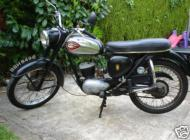 1964 BSA Bantam D7