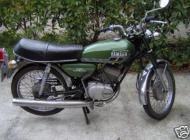 Yamaha RS125