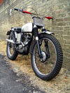 triumph tiger cub trials, 200cc 1968