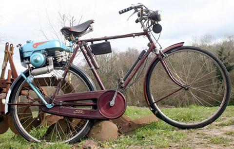 Mini Motor Classic Bikes Classic Motorbikes