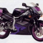 Yamaha TZR125 Gallery