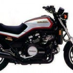 Honda VF1100 Gallery