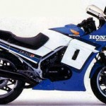 Honda VF400 Gallery