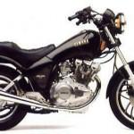 Yamaha XJ400 Gallery