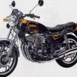 Yamaha XJ550 Gallery