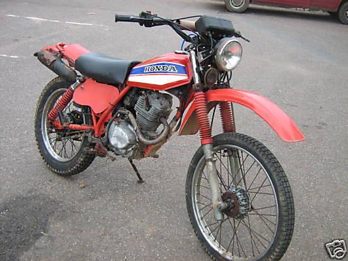 Honda XL125 Gallery | Classic Motorbikes