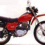 Honda XL500 Gallery
