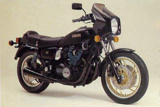 Yamaha Xs1100 Gallery Classic Motorbikes