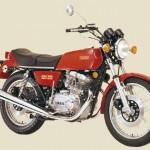 Yamaha XS500 Gallery