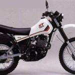 Yamaha XT400 Gallery