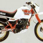 Yamaha XT600 Gallery
