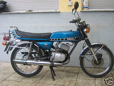 Yamaha Rd50 Gallery Classic Motorbikes