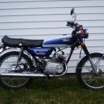 Yamaha LS2 Classic Bike Gallery