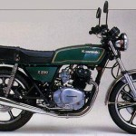 Kawasaki Z250 Gallery