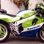 Kawasaki ZXR750 Gallery