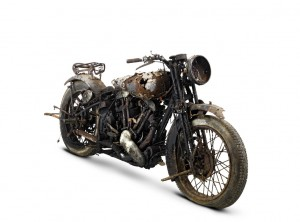 1938 Brough Superior 982cc SS100 Project