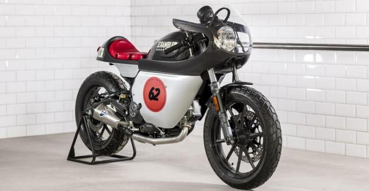 Ducati Scrambler Peace Sixty2