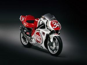 Kevin Schwantz 1995 Suzuki RGV500 XR85
