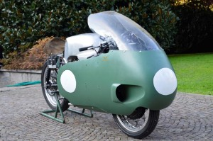 Moto Guzzi V8 500GP 1956 evocation