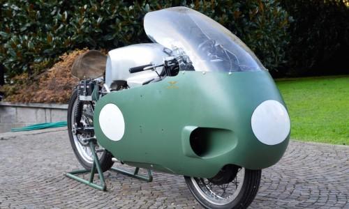 Moto Guzzi V8 500GP 1956 evocation