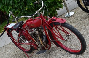 There are very few bikes that say classic like the early Indian V Twins