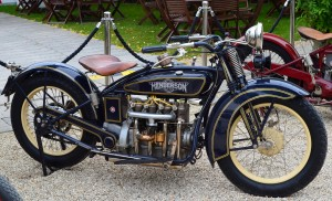 Tom and William Henderson built the fastest machines of their era; claimed to be the Rolls Royce of motorcycles