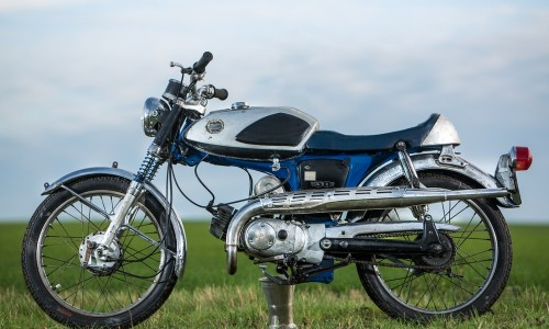 Restoration Theatre Suzuki AS50