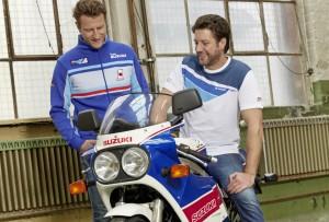 Retro GSX-R jacket & tee