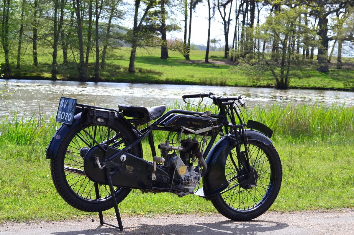 1927 Sunbeam 350
