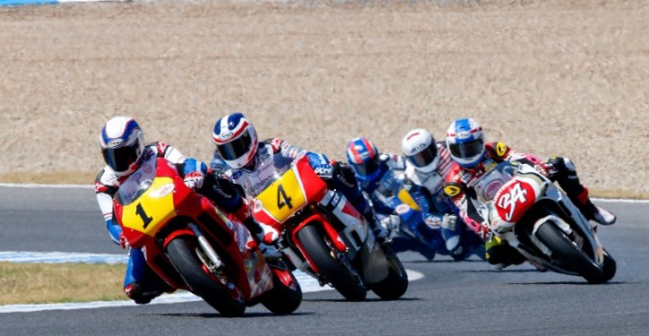 World GP Bike Legends headlines at the ADAC Sachsenring Classic