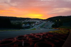Spa-Francorchamps will host the European Classics Series