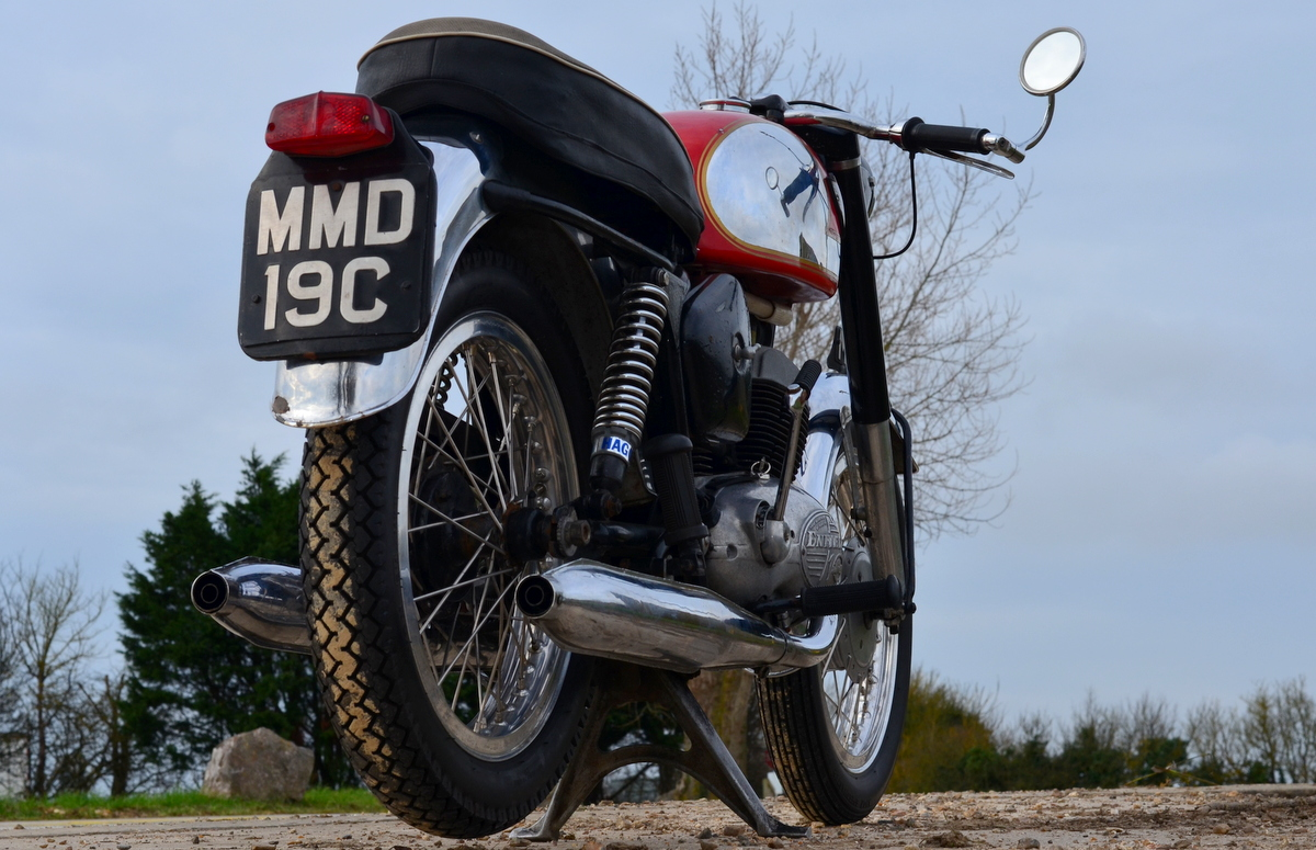Turbo Twin Sports From Royal Enfield Classic Motorbikes