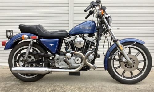 1979 Harley Davidson Sportster XLH1000
