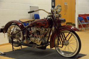 1927 J model Harley Davidson