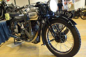 1937 ES2 Norton 500