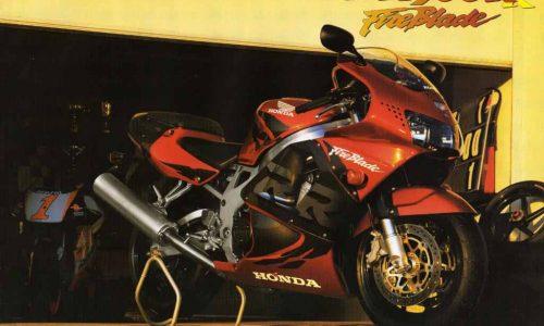 Honda CBR900RR-W