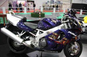 Honda CBR900RR-W Fireblade