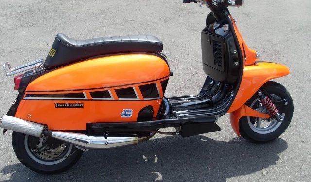 350 YPVS Lambretta