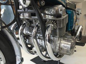 CB750 engine